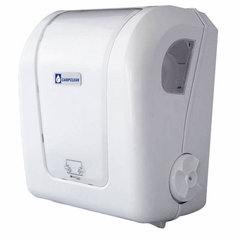 Dispenser de Papel Toalha com Alavanca