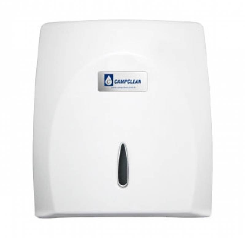Dispenser de Papel Toalha com Sensor