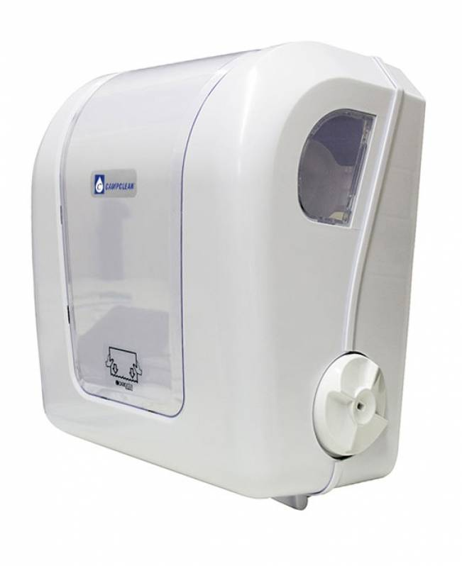 Dispenser de Papel Trilha